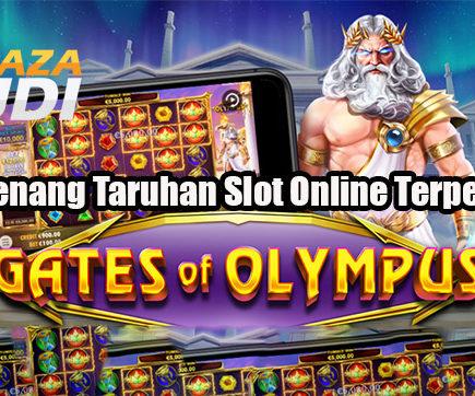 Trik Menang Taruhan Slot Online Terpercaya